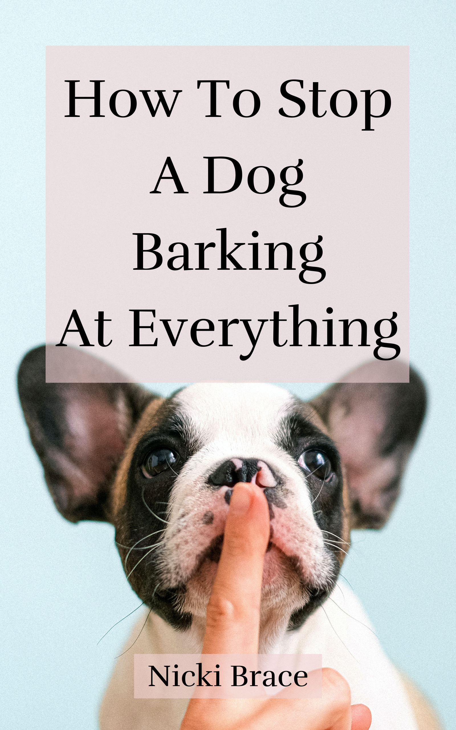 Stop Your Dog Barking